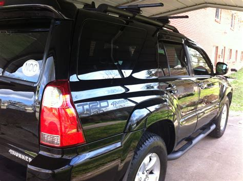 Toyota 4runner Decals Who Has Installed A Trd Decal On Their 4runner Page 2