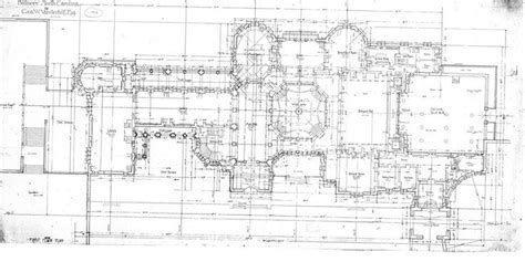 Biltmore Estate House Plans Biltmore House Ground Floor Floor Plan Biltmore Estate Ground Floor