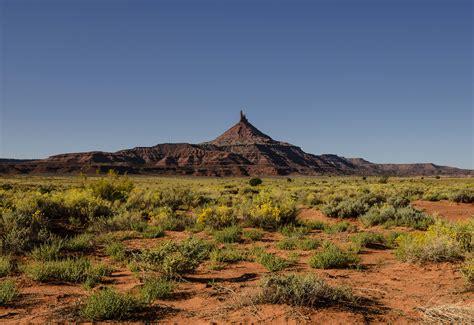wallpaper red orange southwest west rock landscape