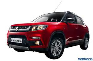 Maruti Suzuki Pictures Maruti Vitara Brezza To Launch On 21 March Motoroids