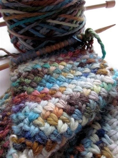 pattern for thin yarn a thin single skein alapaca scarflet the pattern is