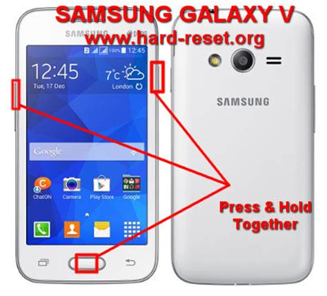 reset samsung battery how to easily master format samsung galaxy v dual g313hz
