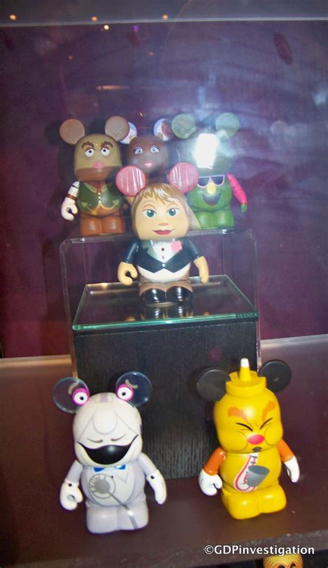 Vinylmation Kitchen Kabaret Preview Of Food Related Disney Vinylmation To Be Served Up