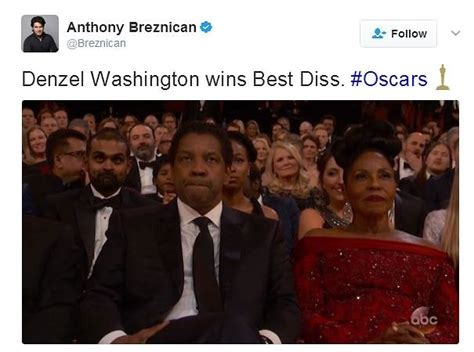 Monica Meme Denzel - the funniest memes from the 2017 oscars