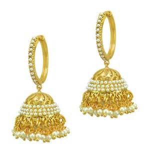 jhumki style earrings buy ethnic indian fashion jewelry jhumki earrings