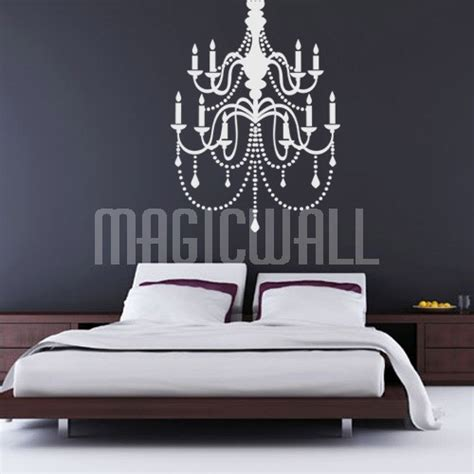 chandelier wall decal wall decals vintage chandelier wall stickers