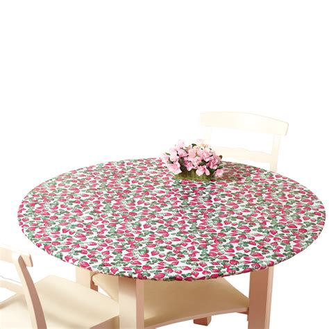 elastic table covers fitted elastic table cover by collections etc ebay