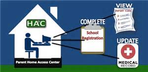 home access center welcome to hac