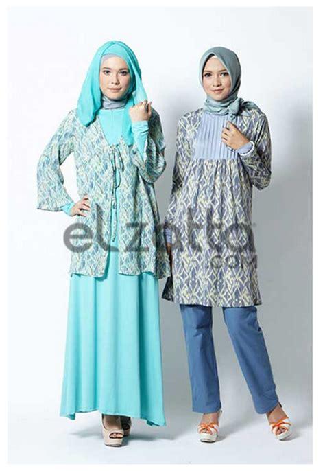 Baju Muslim Elzatta Koleksi Model Baju Muslim Elzatta Terbaru 2017 Eksklusif 100