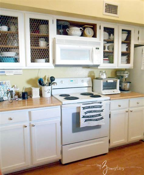 Curio Cabinets Redone 25 Best Ideas About Chicken Wire Cabinets On Pinterest
