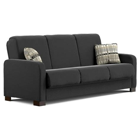Sofas At Target by Thora Convert A 174 Black Handy Living Target