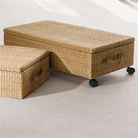 The Bed Storage On Wheels by Company Store The Bed Box With Wheels If You Are