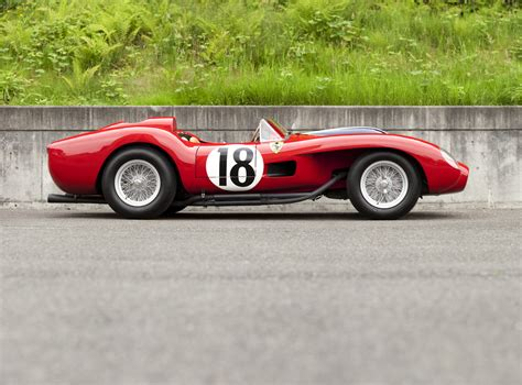 1957 250 testa rossa prototipo