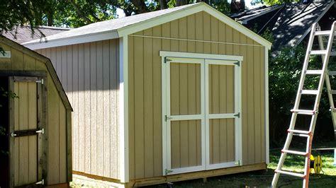 customer built gable shed icreatablescom