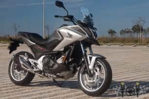 Honda Honda 2016 Honda Nc750x Review Test On Tout