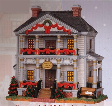 lighted christmas village sets lemax christmas village houses www pixshark com images