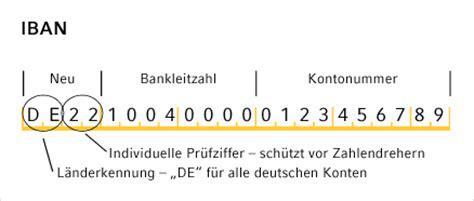 deutsche bank iban nummer das sind iban und bic commerzbank