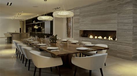 attractive Dining Room Decorating Ideas Modern #4: modern-dining-room-design-ideas-elegant-dining-rooms-b493ab1b416f42b9.jpg
