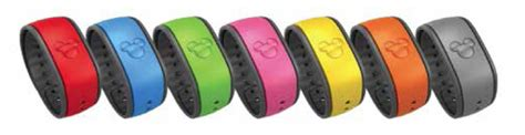 magic bands colors magicbands now in all colors for all guests magical