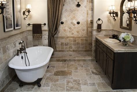 bathroom floor remodel 30 beautiful ideas and pictures decorative bathroom tile