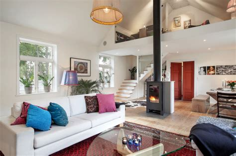 Salvation army auditorium turned into a charming family home decoholic