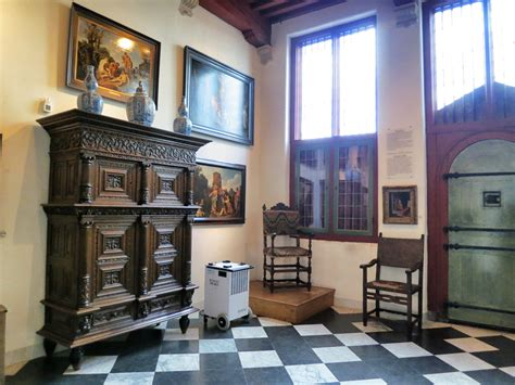 receiving room rembrandthuis receiving room