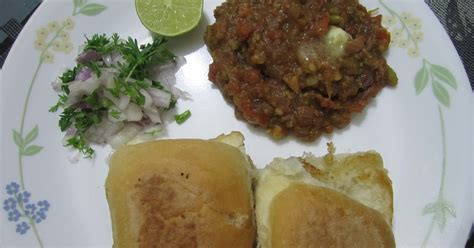 pav bhaji masala recipe in marathi all marathi recipes pav bhaji