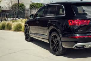 pictures of car and 2016 ag wheels audi q7 m580