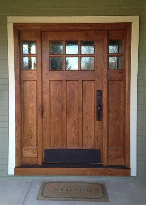 stylish farmhouse front door design ideas