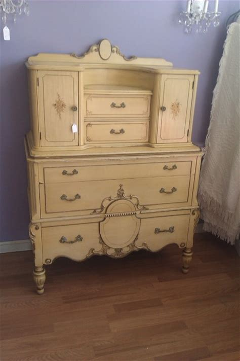 Antiqued Dressers by Original Shabby Chic Chippy Painted Antique Dresser