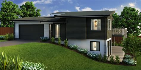 split level plans split level house plans nz luxury split level house plans