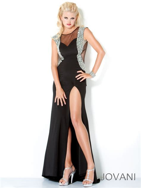 jovani black beaded dress discover and save creative ideas