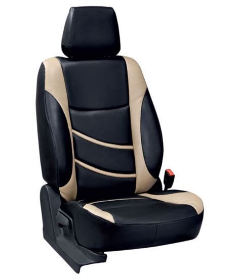 seat car seat covers elaxa car seat covers for maruti sx4 black buy elaxa car