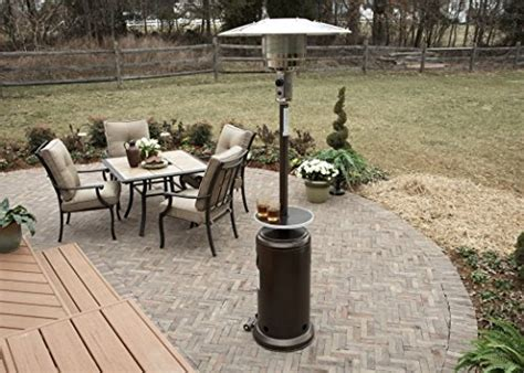 Rta International Patio Heater Az Patio Heaters Hlds01 Wcgt Patio Heater With Table