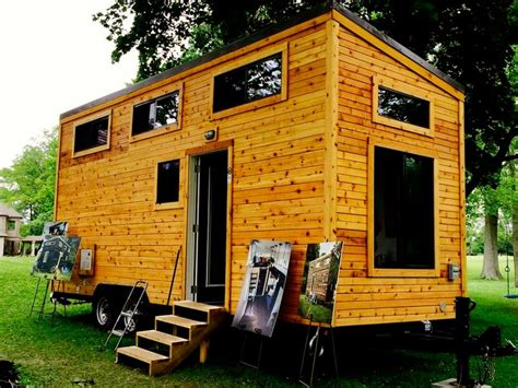 Small Homes House Hunters Tiny Houses That Pack Style Into Every Square Inch Tiny