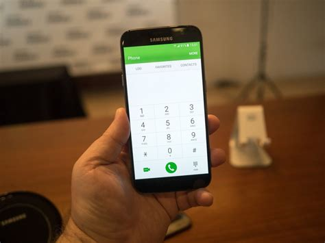 Samsung Galaxy S10 3 Way Call by Galaxy S7 Dialer Integrates Whitepages Database To Identify Callers Prevent Scam Calls