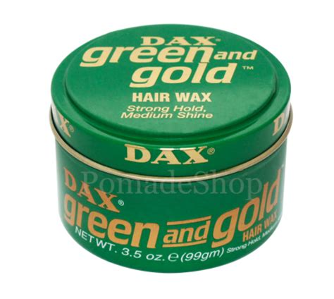 Pomade Dax Green And Gold dax green gold quot die gr 252 ne dax quot pomadeshop