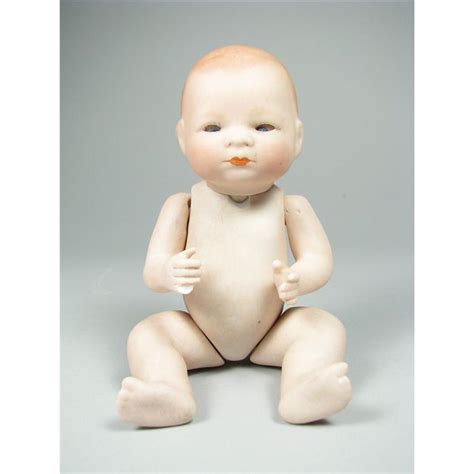 porcelain doll baby a bye lo baby grace s putnam german bisque porcelain doll