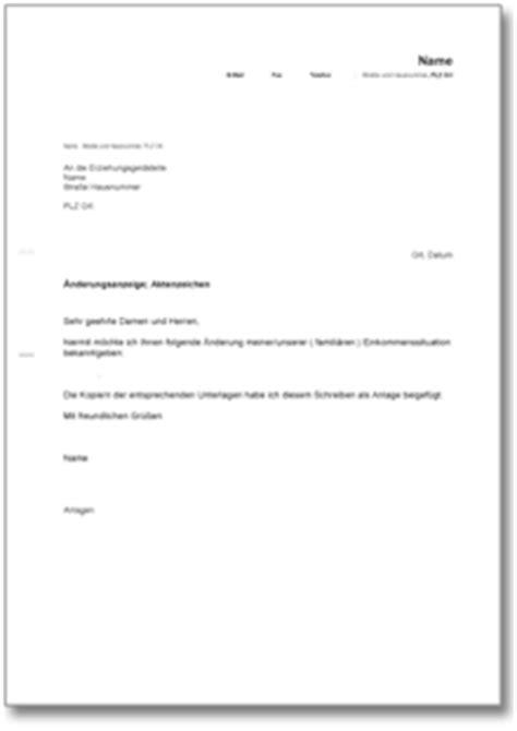 Musterbrief Für Gez Abmeldung Mitteilung An Die Erziehungsgeldstelle De Musterbrief