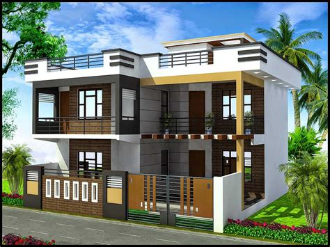 duplex house front elevation designs trends with view sq