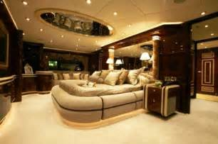 World is not enough luxury super yacht interior