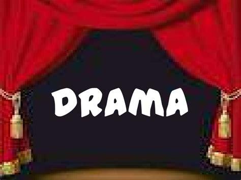 Ppt Drama Drama Powerpoint