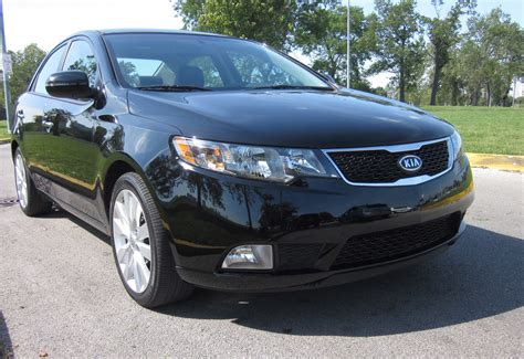 2012 Kia Forte Sx Review 2011 2012 Kia Forte Sx Sedan Review And Road Test By Larry