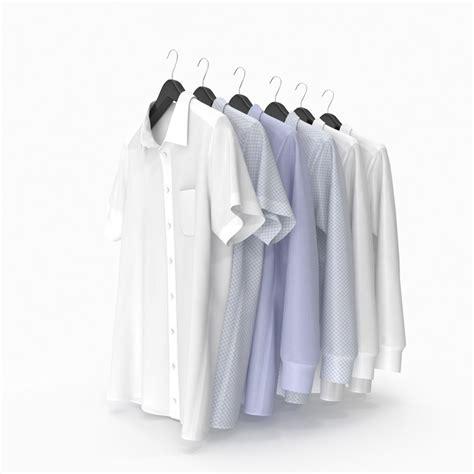Hanger Zara Dewasa Model Polos shirts hanger 3d model