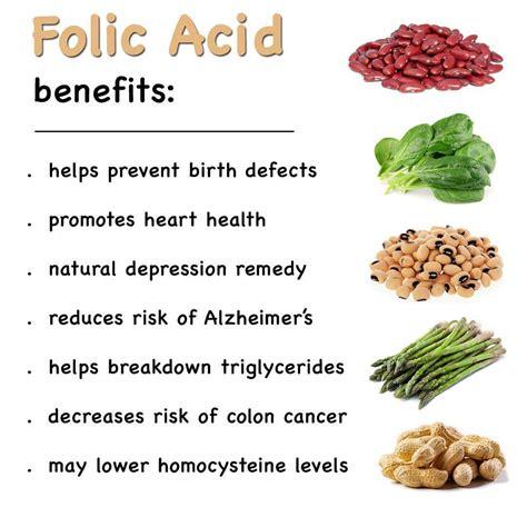 Vitamin Folic Acid folate benefits of vitamin b9 update apr 2018 13