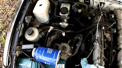 how to remove a 2002 mazda b series engine and transmission ford ranger mazda b2500 2 5td servicing guide part 2 air