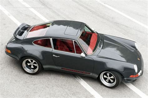 K W Porsche by Lightspeed Classic 911 Is A Real Rival For Porsche Singer