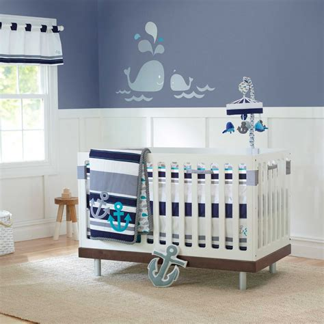 Just Born High Seas Baby Bedding Collection Baby Bedding Just Born Crib Bedding