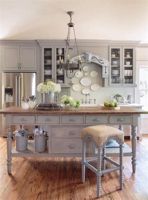 country kitchen design wallpaper cocina pinterest french country kitchen how gorgeous so characterful
