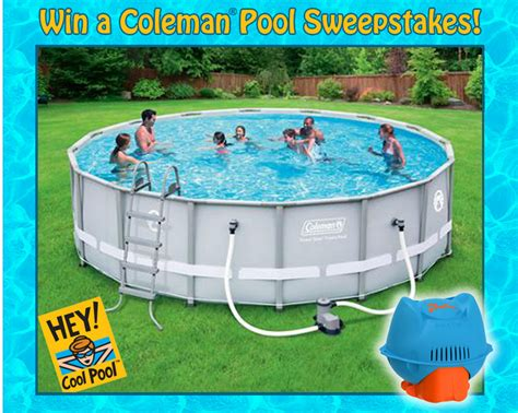 Pool Giveaway - 3 ways to welcome a summer of fun sweepstakes advantage